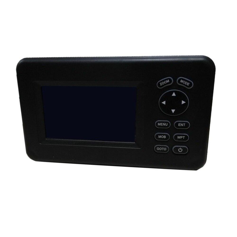 Waterproof Marine Walkie Talkie Dual Band Radio HF Marine Transceiver Built-In GPS Receiver 50 Channels 4