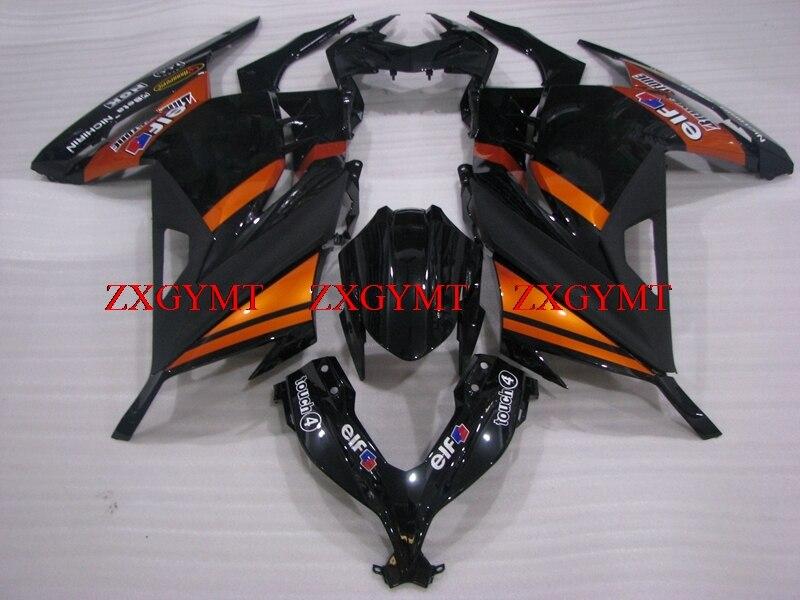 Bodywork for EX 300 Ninja 2013 - 2017 Bodywork for Kawasaki Zx300r 2015 Black Orange Gold Fairings Zx300r 2014Bodywork for EX 300 Ninja 2013 - 2017 Bodywork for Kawasaki Zx300r 2015 Black Orange Gold Fairings Zx300r 2014