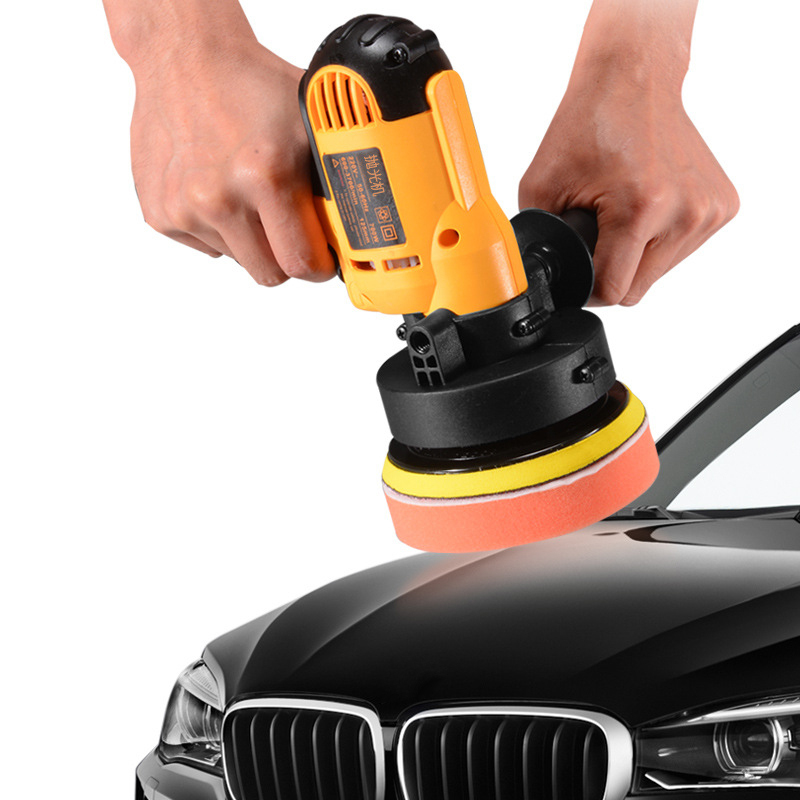 Waxing-Tools Car-Polisher-Machine AUTO 220V 3700R Car-Accessories Speed-Sanding Electric