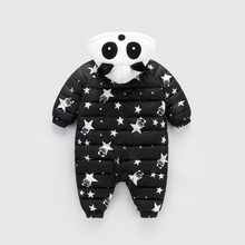 Panda Baby Rompers Overalls Bodysuit Clothes