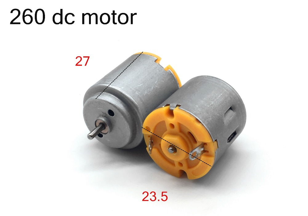 260 diy 3v 6v magnet generator brush dc motor 1500 for 10000 rpm dc motor