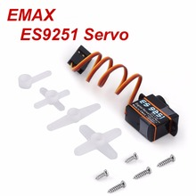 4Pcs/Lot Emax ES9251 Servo Digital Servo Steering Gear 4.5-6.0V  For RC QUadcopter Car Helicopter FPV
