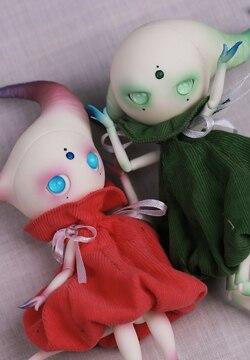 BJD SD Puppen Shan zha qing li 1/12 Körper Modell Mädchen Jungen nude puppe Hohe Qualität rücktritt Spielzeug Shop Zahlen geschenk freies gelegentliche augen-in Puppen aus Spielzeug und Hobbys bei  Gruppe 1