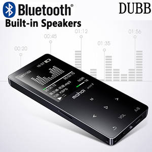 Bluetooth-4.0 Mp3-Player-Recorder HIFI Lossless Support FM Otg-Link Video-E-Book