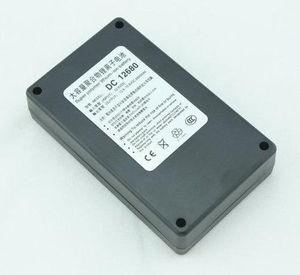 Image 2 - Przenośny super pojemność akumulator litowo jonowy DC 12V 6800mAh do monitora CCTV Cam darmowa wysyłka