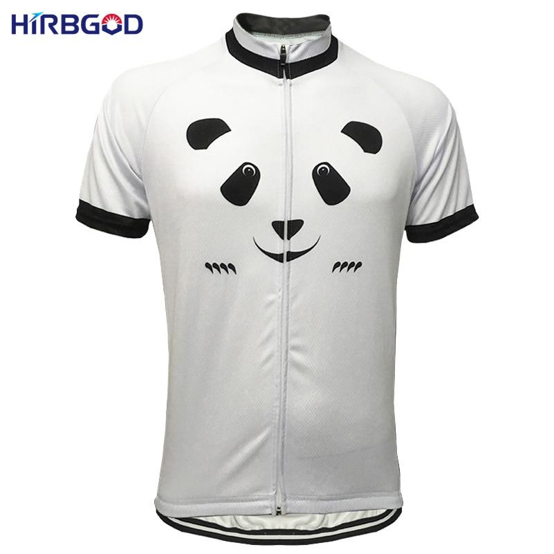 HIRBGOD 2017 Maillot Ciclismo Hombre Verano Velosiped Geyim Yay Qısa - Velosiped sürün - Fotoqrafiya 2