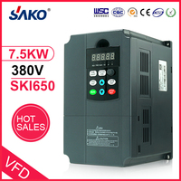 Sako VFD 380V 7.5KW Solar Photovoltaic Inverter Power Controller for Pump Use