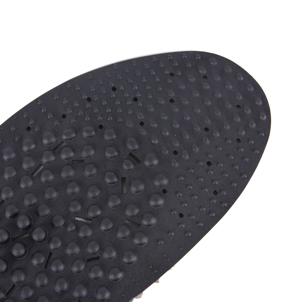 1Pair Invisible Magnetic Therapy Magnet Massage Insoles Men/ Women Shoe Comfort Pads Braces Supports Health Care Foot 4