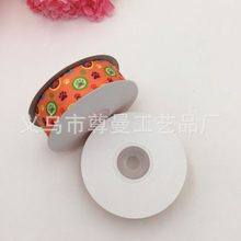 New Webbing Ribbon 2.5CM Wide DIY Digital Printing Hot Rise Line With Clothing Accessories Decorative Cartoon Series