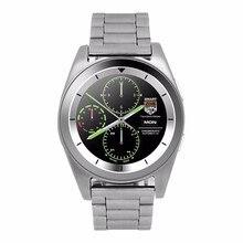 Металлическая полоса № 1 G6 Smart Watch MTK2502 Smartwatch Спорт Bluetooth 4.0 Трекер Вызова Запуск Heart Rate Monitor для Android IOS