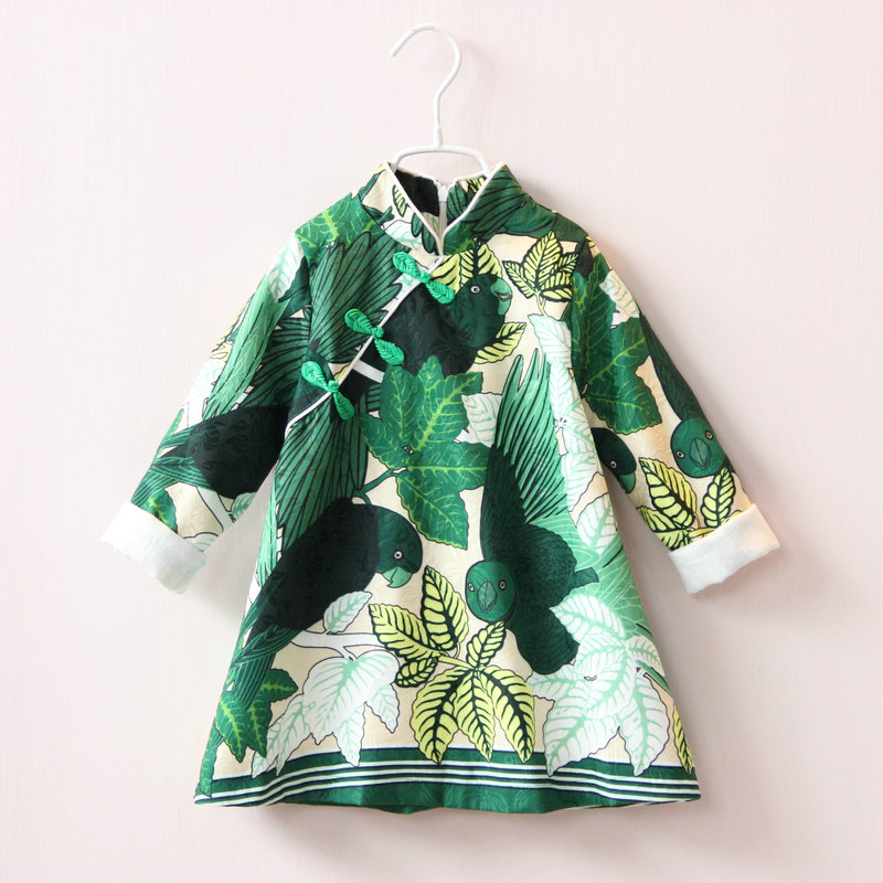 New 2016 autumn /spring children clothing girls polka dot dress long-sleeve kids girls princess dress new fashion autumn winter girl dress polka dot