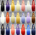 MCOSER Women Harajuku 100cm Long Straight Wig Synthetic High Quality Hair Custome Party Cosplay Wigs 21 Colors