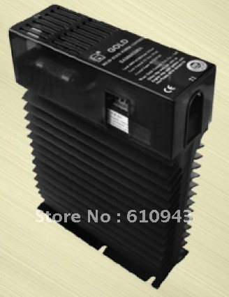 Wholesale - AC SSR with HeatsinkSAH60130D,solid state relay,ssr,relay,Hight quality ssr
