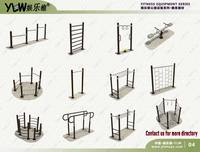YLW jians04 amusement park equipment body building gym equipment,fitness outdoor exercise equipment