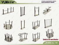 YLW jians04 amusement park equipment body building gym equipment,fitness outdoor exercise equipment
