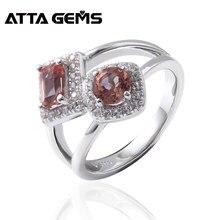 cae8b2199003 Zultanite anillos de plata esterlina para mujer elegante diseño de 5  quilates creado Zultanite cambio de Color de estilo románti.