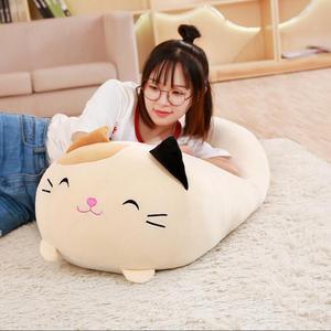 Miękka kreskówka zwierzęta poduszka poduszka śliczny gruby pies kot pingwin świnia żaba pluszowa zabawka nadziewane piękne dzieci prezent urodzinowy