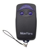 Original Nice Flor S Remote Control 433 92mhz Nice Flo2r S Universal Garage Gate Door Remote