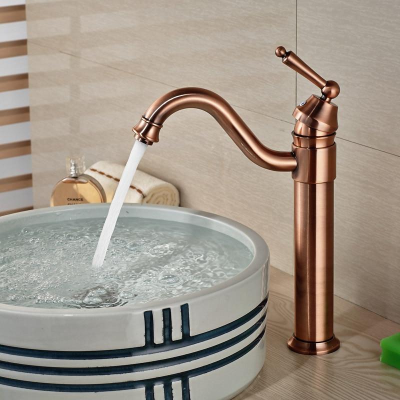 New Type Arrival Vanity Basin Sink Mixer Taps Antique Bronze High Quality Faucet декор lord vanity quinta mirabilia grigio 20x56