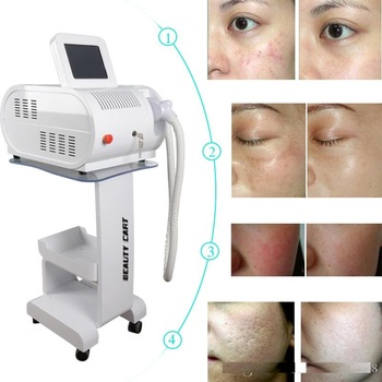 2019 New professional ipl elight shr machine diode laser permanent hair removal portable hair removal diode laser equipment professional portable shr ipl opt 360 magneto optical painless permanent hair removal beauty machine uk lamp over 400000 shots