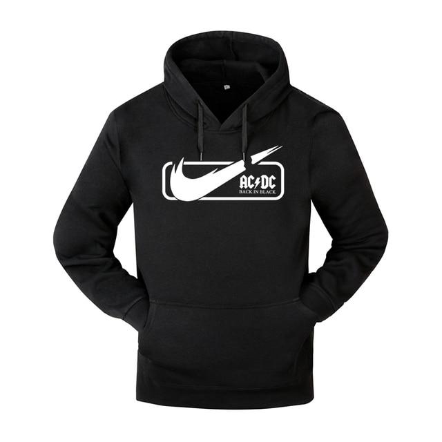 3f14e4238283 Brand ac hoodie men hip hop rock band acdc back in black sweatshirt male  casual jpg