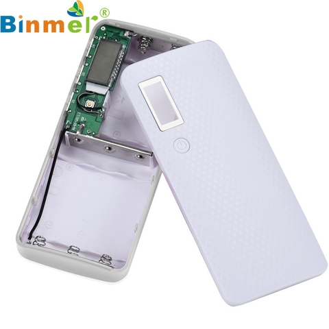 Binmer 3 USB Ports 5V 2A 5x18650 Power Bank Battery Box Charger For iPhone 6s Lahore