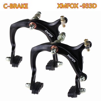 Sport rowerowy rower miejski wypoczynek rowery aluminiowe hamulce długie ramię szczypce zaciski hamulcowe C części do hamulców sprzęt WUZEI xmfox933d