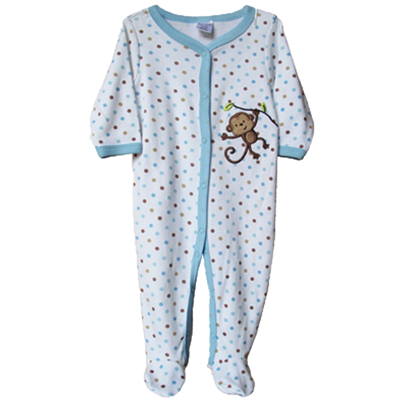 37676a49f Brand Baby Romper Long Sleeve Newborn Baby Clothes Animal Baby Boy ...