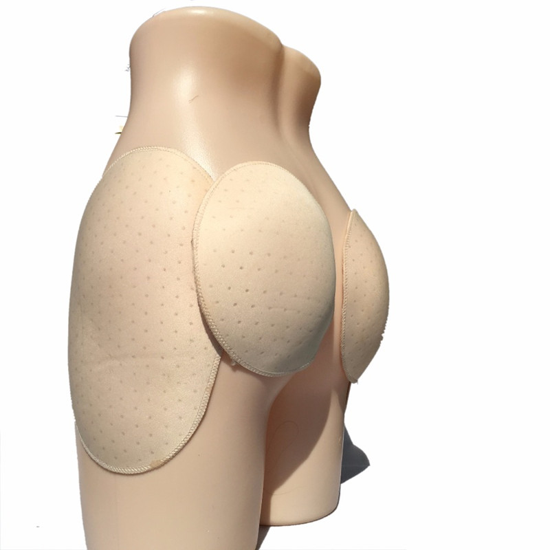 4 pièces/ensemble auto-adhésif respirant éponge hanche coussinets spécialité embellir hanche fesse Lifter Shaper hanche bout rehausseur coussinets