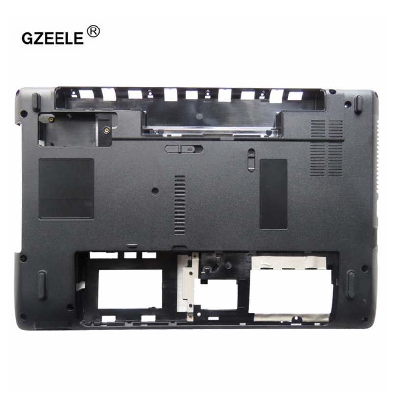 GZEELE NEW for Acer Aspire 5551 5251 5552 5552G 5741z 5741ZG 5741 5741G 5742G Laptop Lower case Bottom Base Cover AP0FO000700 gzeele new laptop bottom base case cover for toshiba for portege r930 r935 base chassis d case shell lower case black