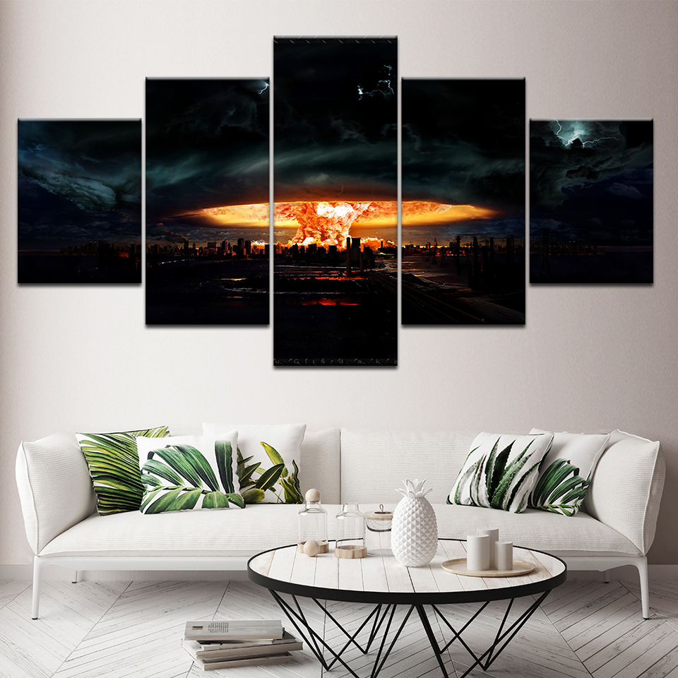 Canvas Wall Art Pictures Living Room