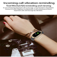 Color Screen S3 Plus Heart Rate Monitor Sleep Tracker Women Smart Watch