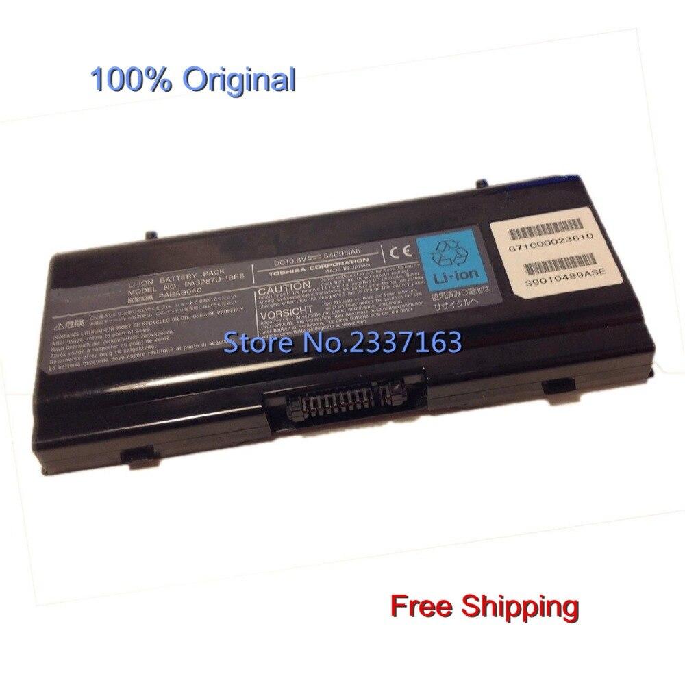 IECWANX 100% new Laptop Battery PA3287U-1BRS (10.8V 8400mAh) for Toshiba Satellite Pro A40