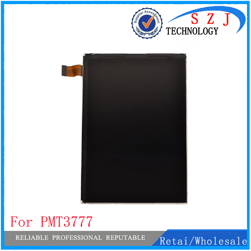New 7 inch Prestigio MultiPad PMT3777 3G TABLET LCD display Screen Panel Lens Frame replacement Free Shipping new lcd display matrix 8 inch dexp ursus 8ev mini 3g tablet lcd screen panel lens frame replacement free shipping
