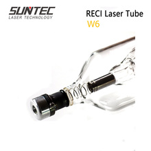 SUNTEC Reci W6 CO2 Laser Tube 130W-160W for CO2 Laser Engraving Cutting Machine Length 1650 Dia. 80mm with Wooden Box Packing