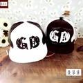 GD leather Baseball Caps For Men Women Casual Outdoor Rivet Punk Hip-hop Snapbacks Hats Gorras Snapback Bone Lovers