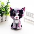 1pc 15cm Hot Sale Ty Beanie Boos Big Eyes Husky Dog Plush Toy Doll Stuffed Animal Cute Plush Toy Kids Toy