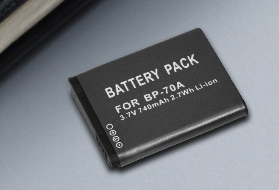 Image 5 - BP 70A EA BP70A IA BP70A BP70A IABP70A Battery for SAMSUNG AQ100, DV150F, ES65, ES67, ES70, ES71, ES73,ES74,ES75,ES80,MV800 ES90-in Digital Batteries from Consumer Electronics