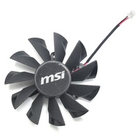 PLA09215S12M 12V 0 35A 85mm 42x42x42mm MSI R7 240 Graphics Card Cooling Fan 2Wire 2Pin
