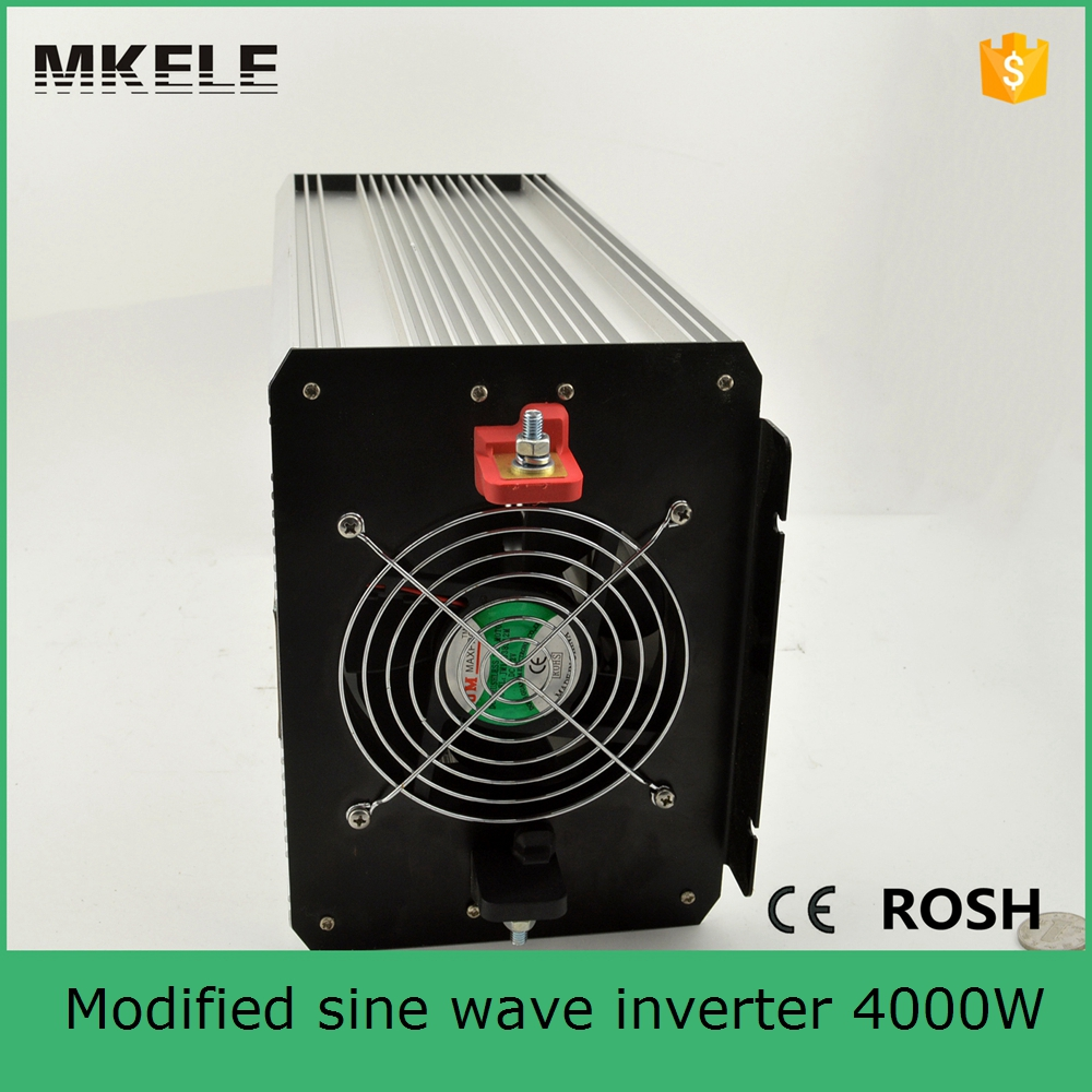 цена на MKM4000-481G cheap power inverter modified sine wave 48v to 110v power inverter 4000w power inverter for home,peak power 8000w