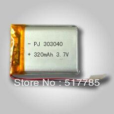 Аккумулятор 303040 320 3, 7 V