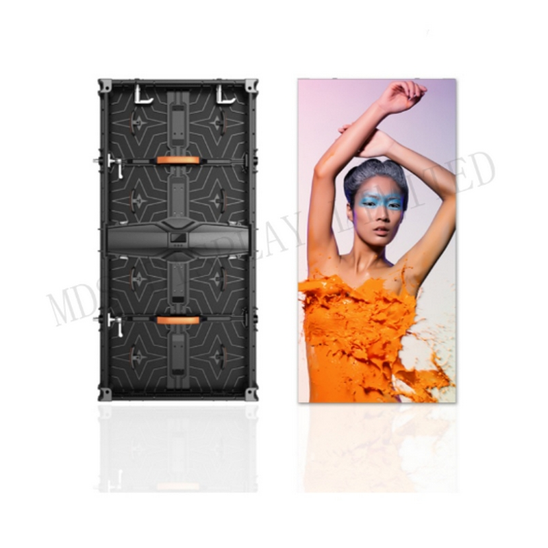 New Product 4.81 Mm Full Color  Rental Entrance Display Screen