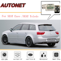 AUTONET Rear View camera For SEAT Exeo / SEAT Toledo /CCD/Night Vision/Reversing Parking Camera /License Plate Camera