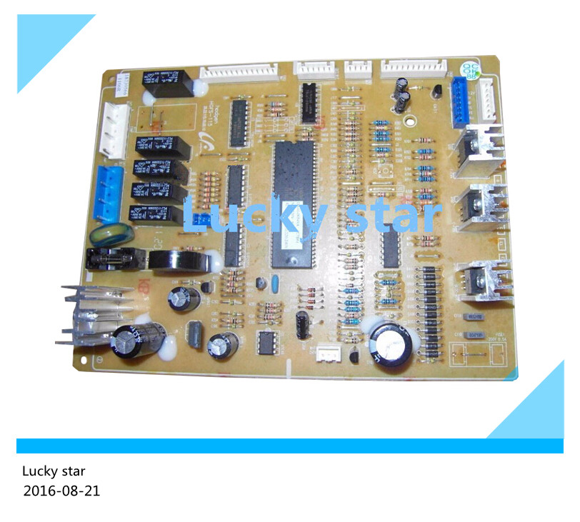 95% new good working High-quality for refrigerator Computer board DA41-00549A RS19/20V 95% new for samsung refrigerator pc board computer board rs19 da41 00401c a board good working