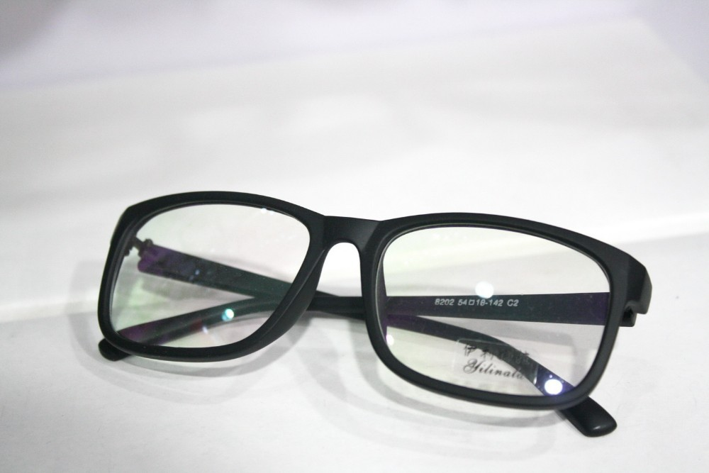 999cf8f91d2 Fullrim matte black fashion Myopia glasses Optical Custom made ...