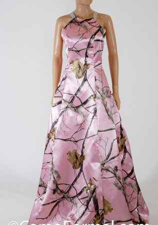 Popular Pink Camo Prom Dress-Buy Cheap Pink Camo Prom Dress lots ...