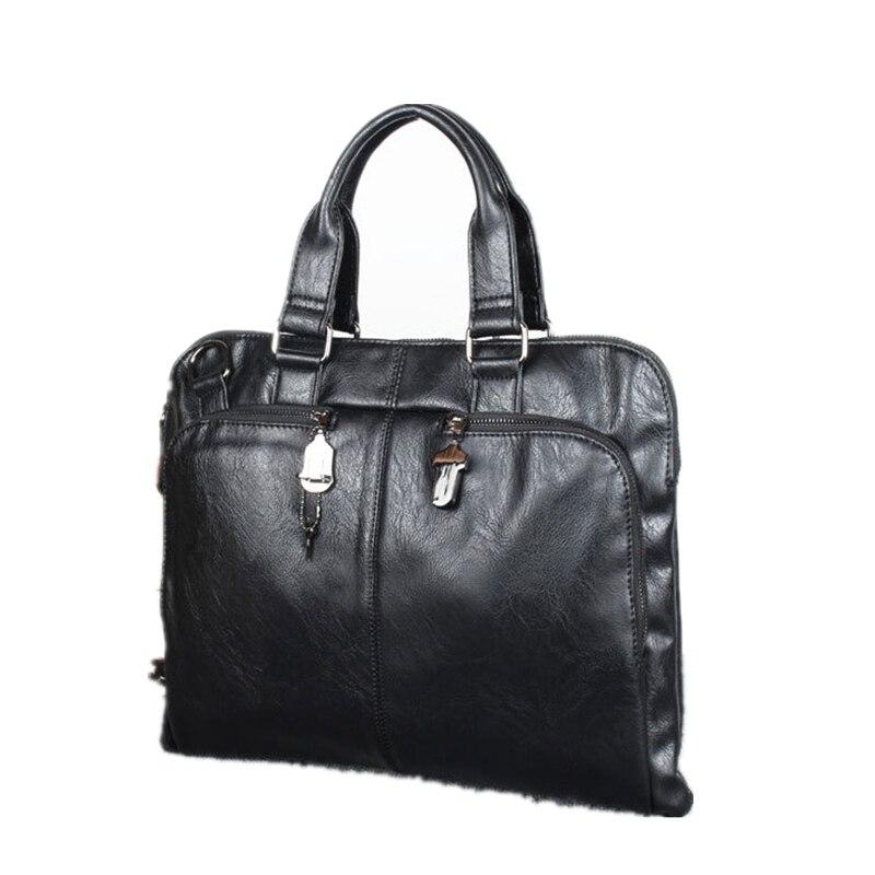 Neue männer aktentasche hohe qualität Designer Marke Männer Messenger Tasche Kreuz Körper Tasche für Mann Casual männer Schulter handtaschen