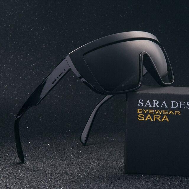 b16a968045250 SARA Marca New Designer Óculos Polarizados Óculos de Sol Sombra Condução de  Viagem Unisex UV400 Óculos