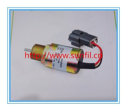 купить High Quality SA-3725 Shut down solenoid 1751ES SA-3725-12 12v ,3PCS/LOT,fast free shipping по цене 9791.64 рублей