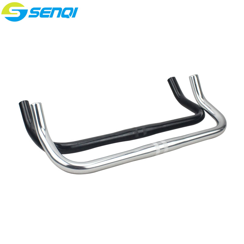 Road Bike Fixed Gear Horn Handle Aluminium Alloy Bicycle Handlebar stag antler cycling handlebar alloy bullhorn deerhorn glass fiber road bicycle handle bars fixie fixed gear velo free shipping